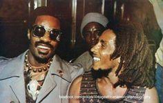 Stevie and Bob