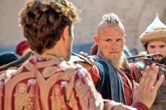 Vikings season 5  Bjorn meets Euphemius