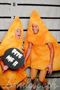 #allthingsspooky Great nacho cheese couple costume idea! #costavida