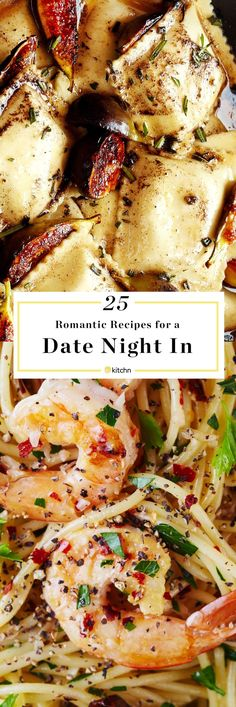 valentines day dinner 23 Romantic Recipes to Make for Someone You Love (Including Yourself). Looking for ideas at home and recipes to make for a date night in or valentines day dinners We have everything you need from romantic main dishes for two. Dinner For One, Romantic Dinner For Two, Romantic Dinner Recipes, Romantic Meals, Sunday Night Dinner Ideas, Unique Dinner Ideas, Romantic Food, Romantic Night, Dinner Date Recipes