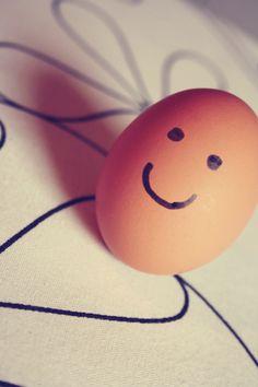Smile Egg by LilP0p.deviantart.com on @deviantART