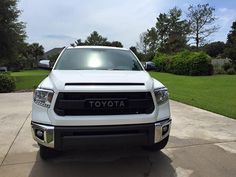 Quick Mod – 2015 Toyota Tundra TRD PRO Grille 2014 Tundra, Toyota Tundra Trd Pro, Motorcycle Accessories, Best Brand, 4x4, Trucks, Jeeps, Badass, Motorcycles