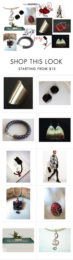 """""""Valentines Gifts"""" by anna-recycle ❤ liked on Polyvore featuring modern, rustic and vintage"""