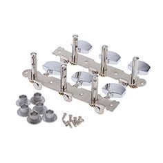 127da29d79822 2pcsLeft right All Steel Classical Guitar Tuning Keys Pegs Electroplating  Guitar Machine Head String Tuner     Want to know more