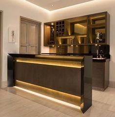 Home Bar Table, Home Bar Counter, Bar Counter Design, Home Bar Decor, Bar Table Design, Bar Interior, Interior Design, Billard Bar, Modern Home Bar Designs