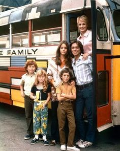 The Partridge Family: the cool alternative to the Brady Bunch (even if they WERE total bubble gum pop)