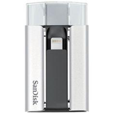 【送料無料】<BR>サンディスク<BR>Lightning⇔USB A【iPad/iPhone対応】 USB2.0メモリ[iOS/Mac/Win] iXpand (64GB) MFi認証 SDIX-064G-J57 [SDIX064GJ57]【動画有り】:楽天