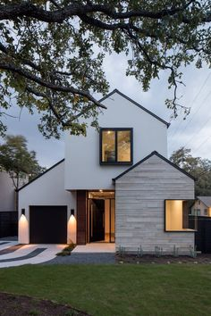 Brilliant 23 Best Black House Exterior https://decorisme.co/2018/03/13/23-best-black-house-exterior/ A paints color isn't always indicative of the sum of light it reflects.