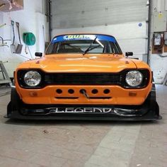 Ford Escort (Cool Cars Stuff)