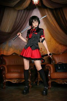 Kisaragi Saya  -Blood- C