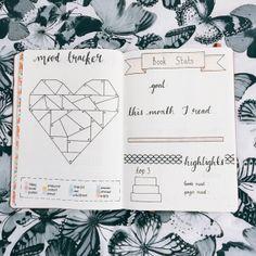 February Bullet Journal Set Up! | Kelly's Rambles