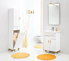 ALDEA bathroom furniture #lazienka #meble #szaka #umywalka #cabinet #washbasin