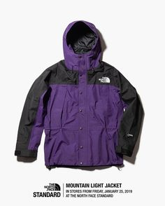 THE NORTH FACE STANDARD (@tnf_standard) • Photos et vidéos Instagram The North Face, Rain Jacket, Windbreaker, Raincoat, Photos, How To Wear, Jackets, Instagram, Fashion