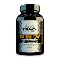 Brawn Nutrition - SARM-GW - 60 Kapseln