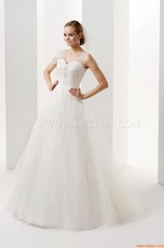 Vestidos de noiva Gala Farida Semi Sweet 2014