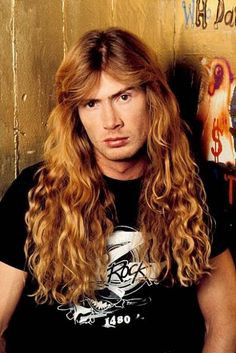 Photo of Dave MUSTAINE and MEGADETH