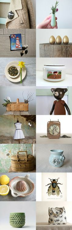 Natural Life by Cristina on Etsy--Pinned with TreasuryPin.com
