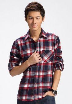 Check Shirt C10 | www.changingrm.com/men-with-charm/199-check-shirt-c10.html