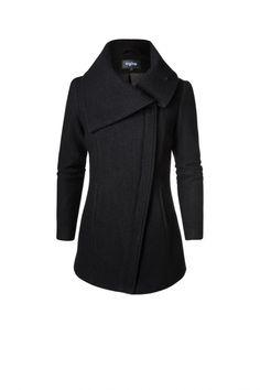 Jas fabriq.nl Mantel, How To Wear, Jackets