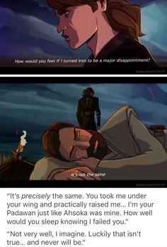 Well Obi Wan, I hate to break it to you. Well Obi Wan, I hate to break it to you. Theme Star Wars, Star Wars Fan Art, Star Wars Rebels, Star Wars Clone Wars, Star Trek, Star Wars Jokes, Marvel E Dc, Star Wars Images, Star War 3