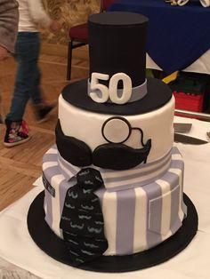 Торт на юбилей мужа