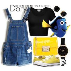 Disney Bound - Dory