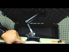 DIY Custom 1080p HDMI LCD Monitor Mount in Pelican Case » CheesyCam Pc Network, Pelican Case, Lcd Monitor, Screenwriting, Filmmaking, Technology, Youtube, Movies, Cinema