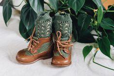 Forest Green Color, Green Colors, Colours, Green Socks, Sock Crafts, Boys Socks, Lace Socks, Knee High Socks, Winter Colors
