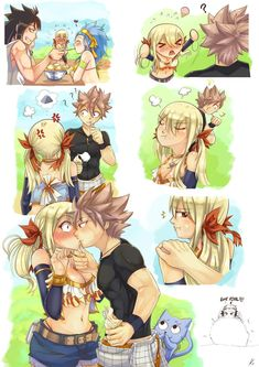 Fairy Tail Lol Juvia at the end XD Fairy Tail Meme, Fairy Tail Manga, Fairy Tail Kids, Fairy Tail Comics, Fairy Tale Anime, Fairy Tail Family, Fairy Tail Natsu And Lucy, Fairy Tail Couples, Fairytail