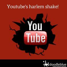 Do the Harlem shake on YouTube