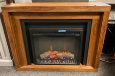 On sale for only $459 Decor, Dimplex, Fireplace Heater, Media Console, Home Decor, Fireplace Mantels, Dimplex Fireplace