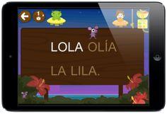 Cartilla Aprender a leer jugando con LEO CON GRIN