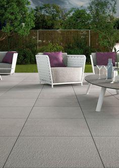 #SistemN20 | #porcelainstoneware | #20mm | #outdoor | #flooring |#highperformance | #Marazzi