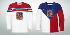 Czech Republic's Olympic jerseys deserve a flagging |