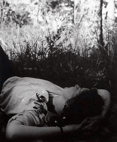 Olive Cotton (Australian, 1911-2003) The Sleeper, 1939