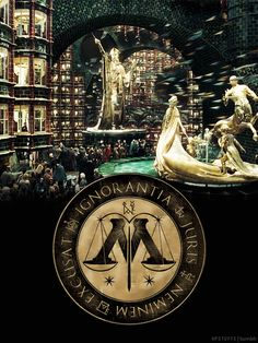 The Ministry of Magic Ignorance is no excuse?