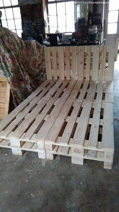 DIY pallet bed plan where we would be rendering some of the basic instructions…