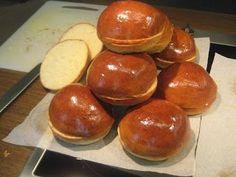 FarkasVilmos: Puffancs, azaz a klasszikus hamburgerzsömle.