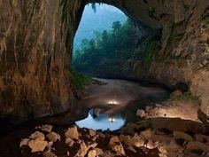 Vietnam, Shandong Cave.