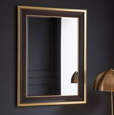 Stylish and eye catching, the Edmonton wall mirror features a contrasting Black and Gold frame. This on trend mirror will effortlessly help to create the impression of light and space throughout your home. Gold Framed Mirror, Beveled Mirror, Black Mirror, Ornate Mirror, Oval Mirror, Black Gold Bedroom, Contemporary Wall Mirrors, Living Room Mirrors, Yurts