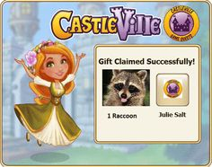 castleville free reward gift links