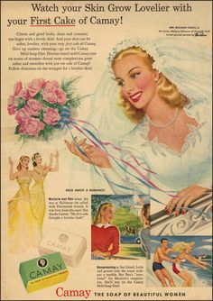Image detail for -advertisements and features from true story april 1949