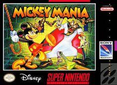 ON SALE NOW! (Mickey Mania) - AllStarVideoGames.com