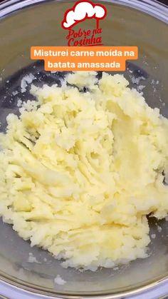 Low Carb Recipes, Beef Recipes, Vegetarian Recipes, Cooking Recipes, Chicken Tenderloin Recipes, Food C, Dump Cake Recipes, Portuguese Recipes, Beef Stroganoff