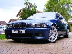 e39 Topaz Blue Facebook : BMW Lazarevac