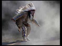 Índios norte americanos.