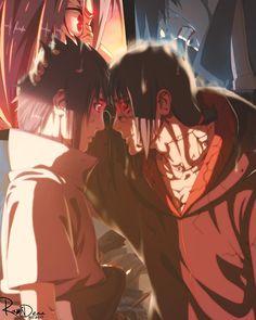 Sasuke e Itachi Sasuke E Itachi, Anime Naruto, Art Naruto, Sasuke Sakura, Naruto Shippuden Anime, Boruto, Gaara, Thicc Anime, Sad Anime Girl