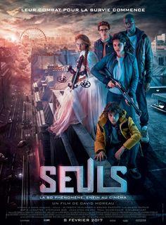 Seuls : nouvelle bande-annonce pour l'adaptation de la BD franco-belge