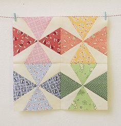 Vintage Block Quilt Along | by ellis & higgs