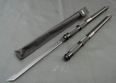 3-In-1 BMF Stick / Sword / Spear //